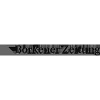 Borkener Zeitung Logo